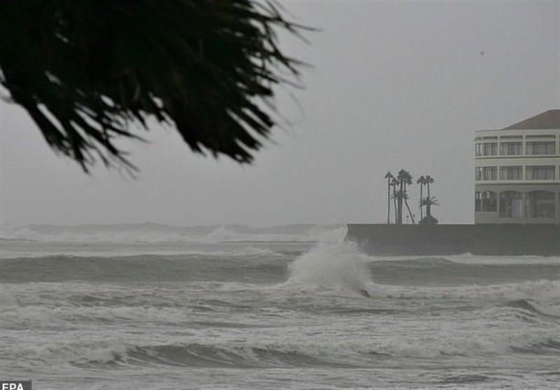 ژاپن با نزدیک شدن طوفانی قدرتمند به هفت میلیون شهروند هشدار تخلیه داد