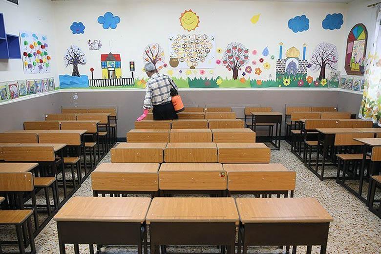 لزوم 10 بار تعویض هوا در هر ساعت از کلاس درس ، خطر حضور در مدارس برای شش پایه اول