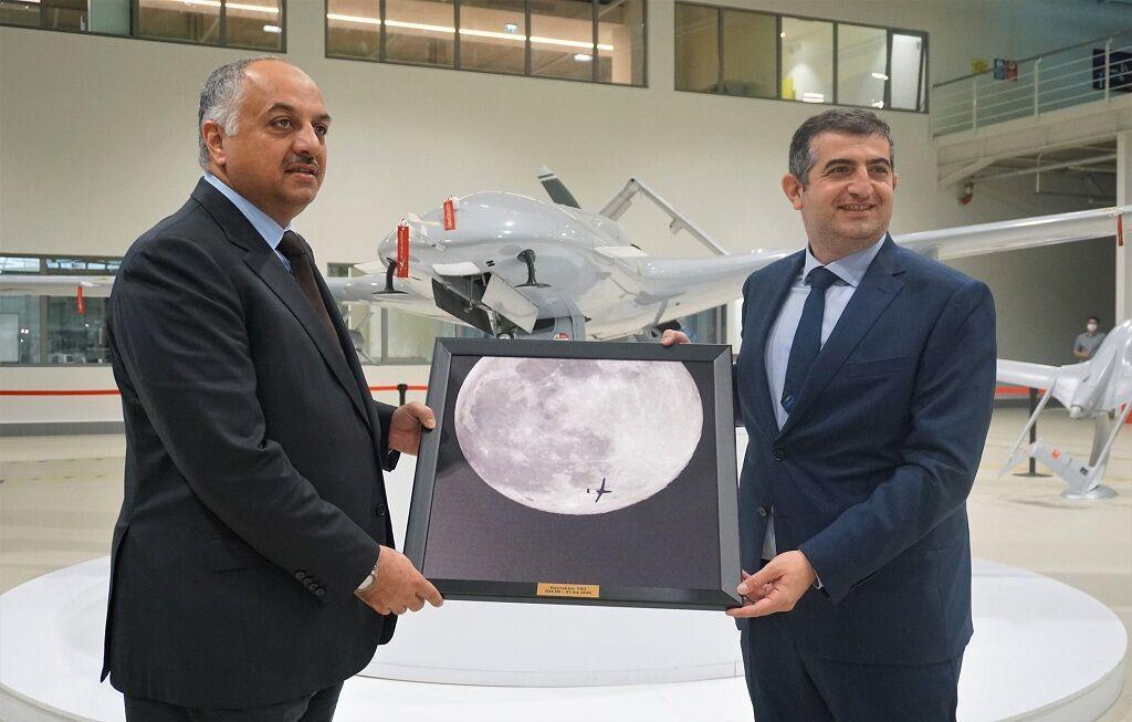 توافق اولیه قطر و ترکیه برای فراوری هواپیماهای بدون سرنشین