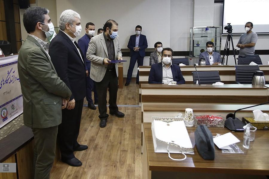 معاونت علمی استاد دانشگاه تهران را بعنوان پژوهشگر برتر انتخاب کرد