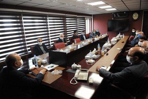 نشست پیشکسوتان استقلال با وزیر ورزش برگزار گشت