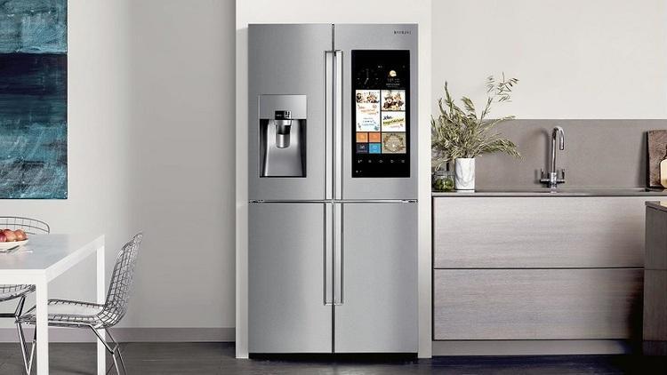 ارزان ترین یخچال فریزر های دوقلو در بازار لوزام خانگی