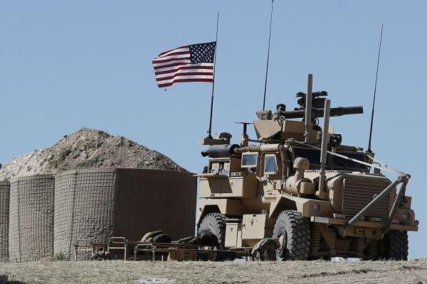ائتلاف آمریکا در شرق سوریه یک پایگاه جدید احداث می نماید