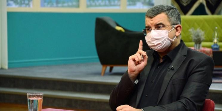 تصمیمی برای تعطیلی دو هفته ای تهران نگرفته ایم ، داروی کرونا وجود ندارد