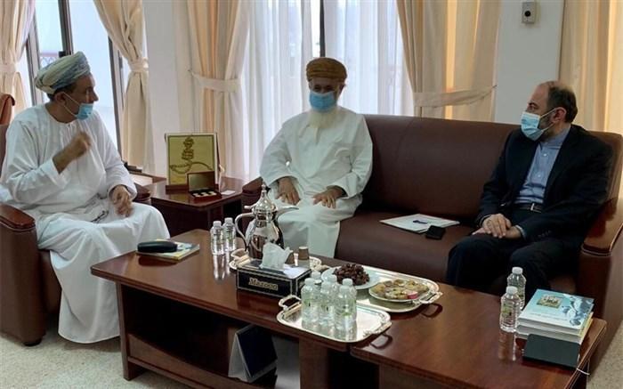 راه های توسعه همکاری فرهنگی ایران و عمان آنالیز شد