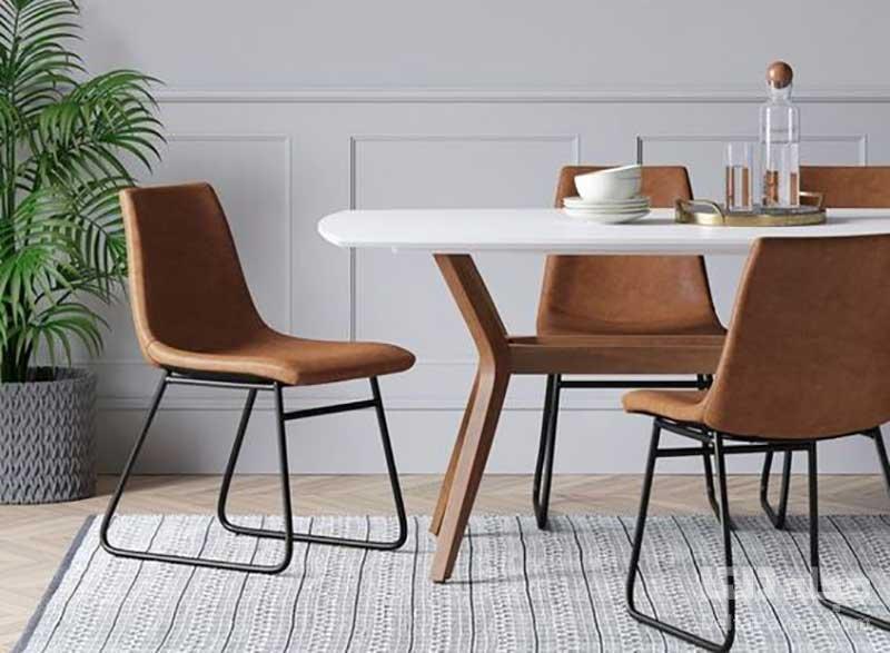 میز ناهارخوری؛ گرد یا مستطیل
