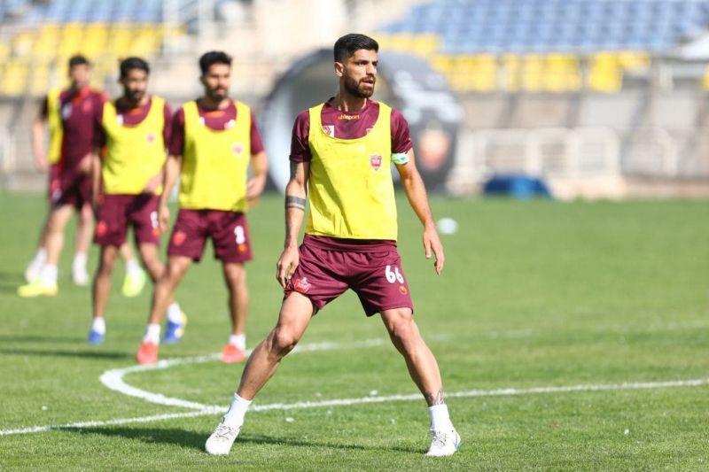 سرلک منتظر اولین حضور ثابت در ترکیب پرسپولیس در لیگ