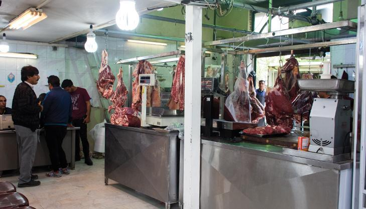 کرونا مصرف گوشت قرمز را 40 درصد کاهش داد