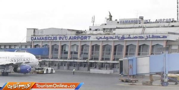 پس از چهار سال؛ نخستین پرواز از ریاض به دمشق صورت گرفت
