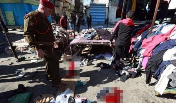 بیانیه عمان در واکنش به انفجار های تروریستی بغداد