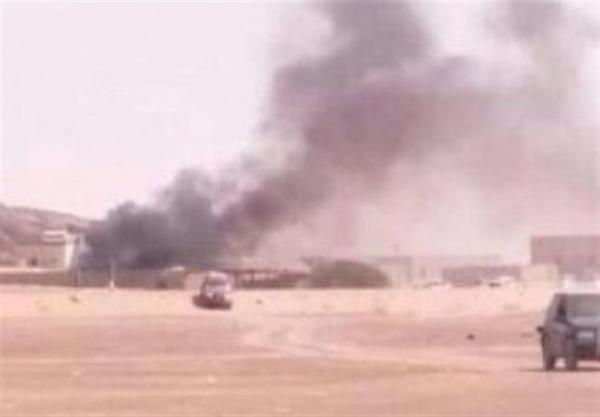 یمن، وقوع چندین انفجار در شرق شهر مأرب