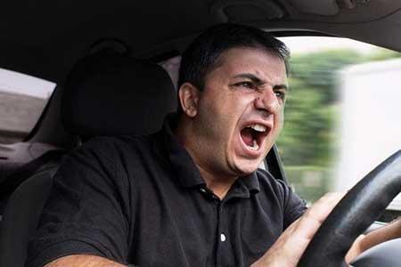 تاثیر شخصیت افراد در نحوه رانندگی