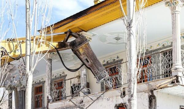 ماجرای تخریب ویلای غیرمجاز دو مقام مسئول در فیروزکوه با ورود قاطع دستگاه قضایی، سنگ اندازی و فشار ها مانع نشد! خبرنگاران