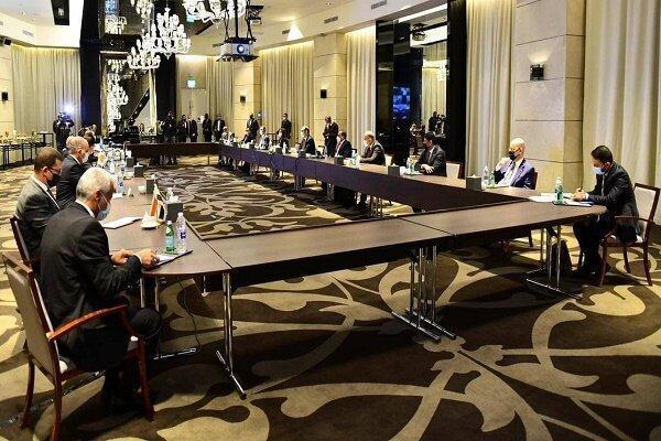 گفتگوهای سه جانبه مصر، اردن و عراق در امان برگزار شد