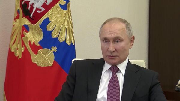 خبرنگاران پوتین واکسن کرونا زد