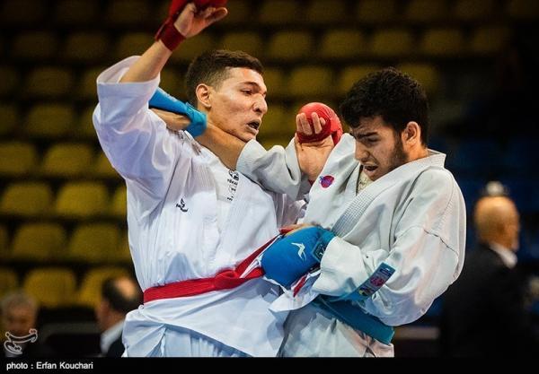 لغو مسابقات انتخابی تیم ملی کاراته