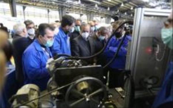 داخلی سازی گیربکس 6 سرعته در کشور
