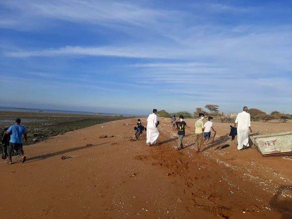 مشارکت بیش از 22 روستا در طرح نظافت عمومی جزیره
