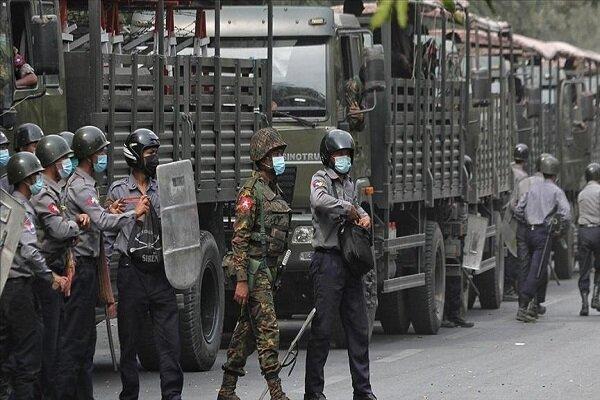 روسیه درباره وقوع جنگ داخلی در میانمار هشدار داد