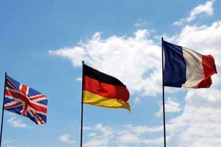ابراز نگرانی تروئیکای اروپا از غنی سازی 60 درصدی