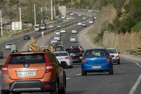 ترافیک روان در جاده ها ، هشدار درباره خطر تصادف در 30 کیلومتری شهرها