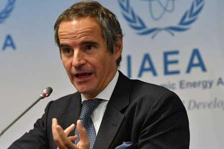 تاکید مدیرکل آژانس بر حق ایران برای توسعه برنامه هسته ای خود