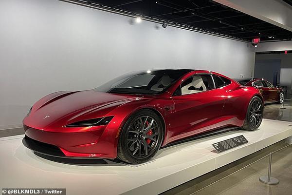 ویژگی شگفت انگیز اتومبیل جدید تسلا (تصاویر)