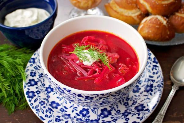 این غذاها را در روسیه امتحان کنید