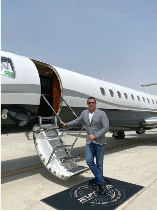 برایان اعتماد، ثروتمندترین ایرانى الاصل در امارات کیست؟