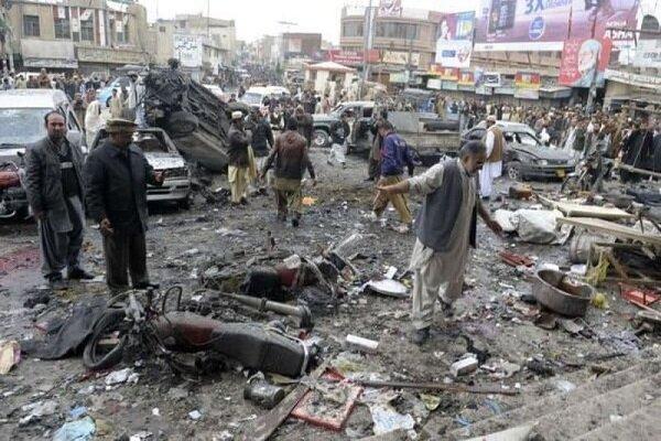 انفجار بمب در لاهور پاکستان، 3 نفر کشته و 21 تَن زخمی شدند