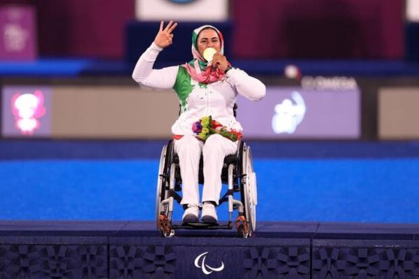 عملکرد ورزشکاران ایران در روز نهم، هت تریک یک بانو در کسب مدال طلا