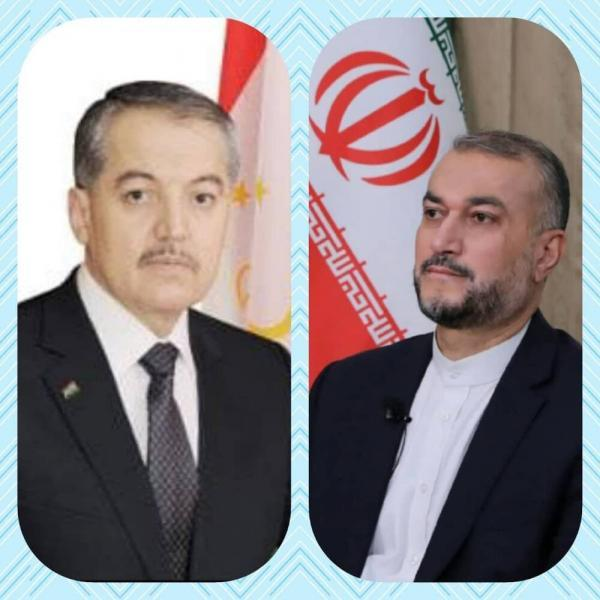 امیرعبداللهیان به رئیس جمهور تاجیکستان تبریک گفت